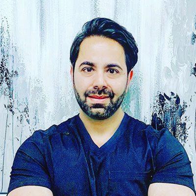 Chiropractor Aliso Viejo CA Salman Khanaki